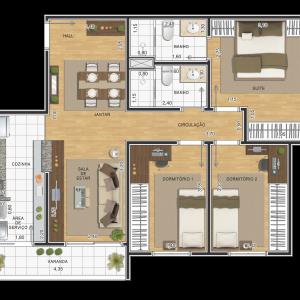 planta-3-dormitorios-73m2